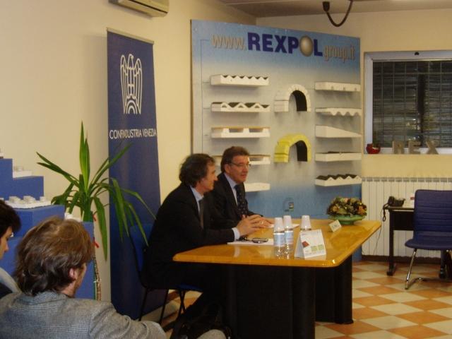 2010_01_27 Riunione Confindustria Venezia