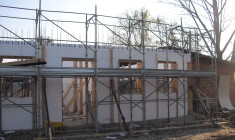 Construction site in Mestre (Ve)