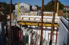 Construction site in Zelarino (Ve)